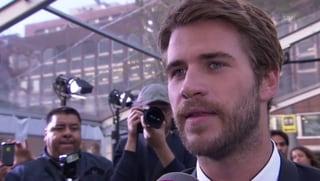 Kreisch-Alarm: «Hunger Games»-Star Liam Hemsworth am «ZFF»