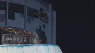 Scotty James triumphiert in der Halfpipe von Laax (Artikel enthält Video)