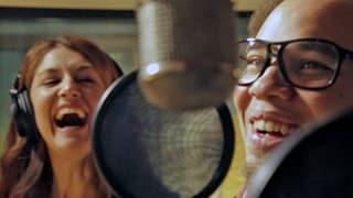 Sina und Marc Sway sind zusammen – musikalisch