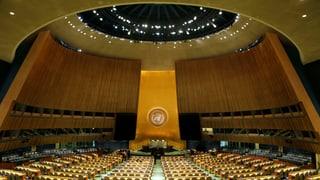 Der «Superbowl» der Weltpolitik
