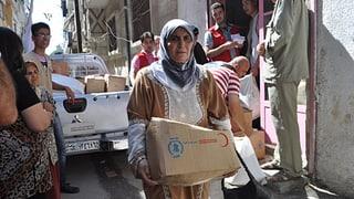Welternährungsprogramm der UNO ist in Syrien chancenlos