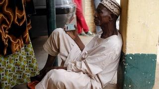 Präsidentschaftswahl: Nigerianer trotzen dem Terror