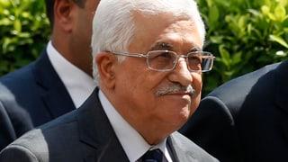 Abbas droht Hamas mit Ende der Zusammenarbeit
