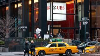 Das lange Strafregister der UBS