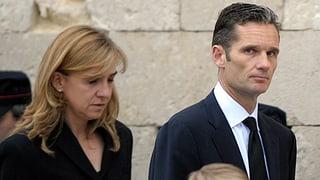Infantin Cristina von Spanien muss trotz Kaution vor Gericht
