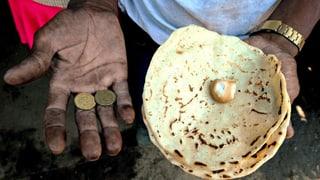 Nahrungsmittel-Spekulation: Schweizer Bauern im Dilemma