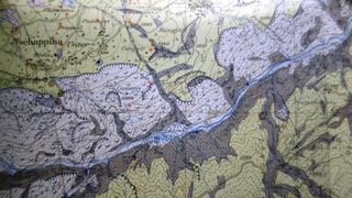 Atlas geologic per la regiun da Tusaun