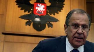 Syrien-Konferenz: Moskau kritisiert Irans Ausladung