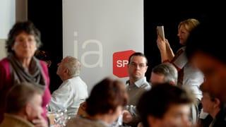 Aargauer Sozialdemokraten starten den Wahlkampf