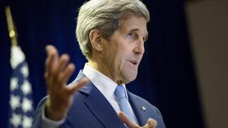 John Kerry admonescha stadis asiatics