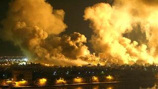 Irak-Krieg: Wenn Propaganda zu den Waffen greift