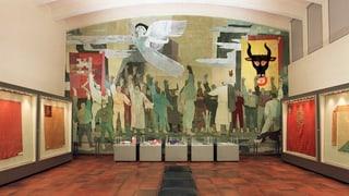 Das Bundesbriefmuseum schliesst für neun Monate die Tore