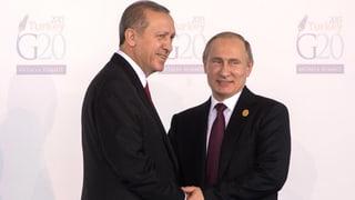 Erdogan trifft Putin: Neuanfang einer fruchtbaren Beziehung?