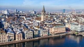 «Städte und Agglomerationen sind Wachstumsmotoren»