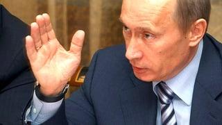 Zypern-Lösung: Putin meldet sich zurück