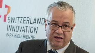 Felix Kunz, Innovationspark Biel: «Das lohnt sich für Solothurn»