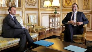 Castaner wird Frankreichs neuer Innenminister