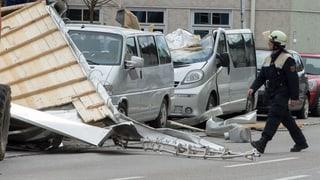 Mehrere Sturmtote in Deutschland und Österreich