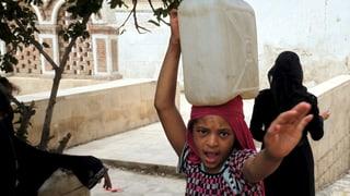 Jemen: 16 Millionen ohne sauberes Wasser