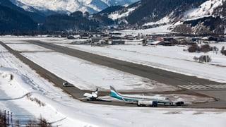 Charterflüge nach Samedan