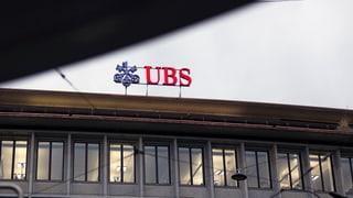 UBS erhöht Gewinn zweistellig