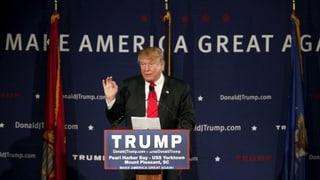 Donald Trump encunter ils muslims