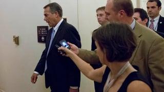 Republikaner zerfleischen sich im US-Haushaltsstreit