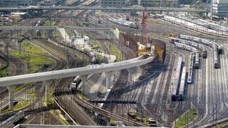 Grünes Licht für neue Zürcher Bahnbrücken