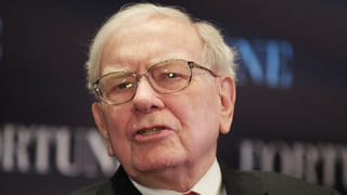 Buffett hat die Spendierhosen an
