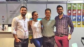 Geld schicken kam für den IT-Unternehmer Valon Asani nie in Frage