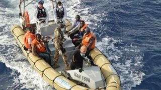 29 Migranten vor Lampedusa erfroren