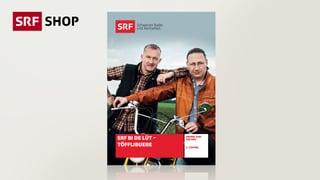SRF Shop DVD zur Sendung bestellen