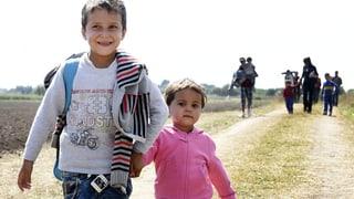 1 milliarda euros da l'UE per fugitivs