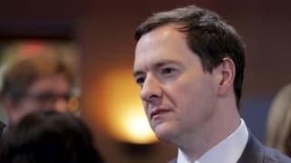 Britischer Finanzminister umgarnt US-Investoren