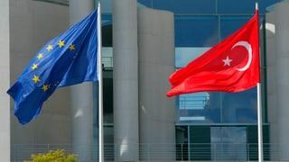 Flüchtlingspolitik: EU und Türkei nähern sich an
