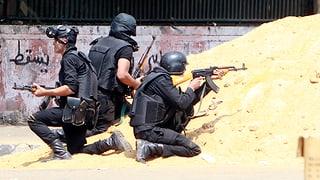 Schiessbefehl für Polizei – «Freitag der Wut» für Islamisten