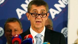 Prag: Der heimliche Wahlgewinner will nicht koalieren
