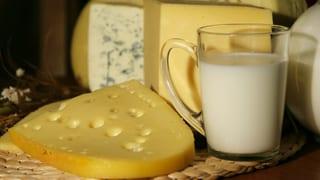 Nicht alle Milchprodukte schützen die Knochen