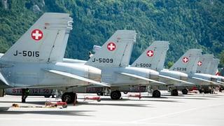Wie lange kann die Luftwaffe ihren Auftrag noch erfüllen?