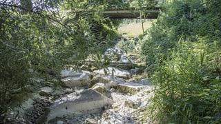 Regierung schlägt einen Wasser-Richtplan vor