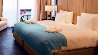 Der Kampf der Zürcher Hotels um Gäste