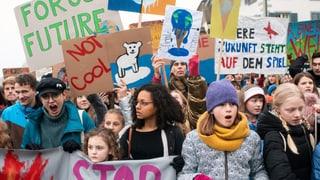Video « Panik! Das Klima bewegt die Jugend » abspielen