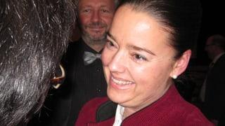 Carmen Haag nominiert als Regierungsratskandidatin