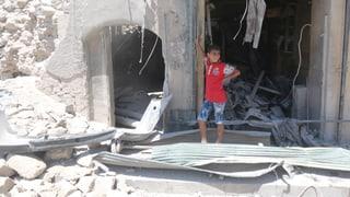 Augenzeugin: «Die Front in Aleppo verschiebt sich dauernd»