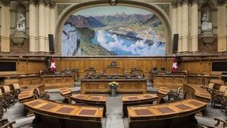 Ein zusätzlicher Nationalratssitz fürs Wallis - auf Kosten Berns
