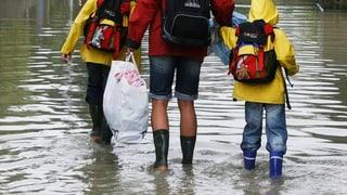 Millionen für Hochwasserschutz im Raum Zofingen