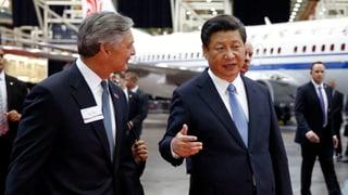 Boeing zieht Milliardenauftrag aus China an Land