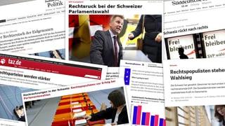 So kommentieren ausländische Medien das Wahlergebnis