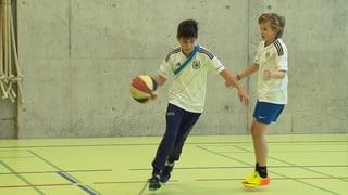 Video « Punkten mit der Sport-Note » abspielen