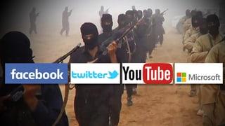 Internet-Giganten sagen dem IS den Kampf an